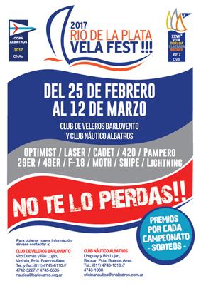 Logo VELA FEST